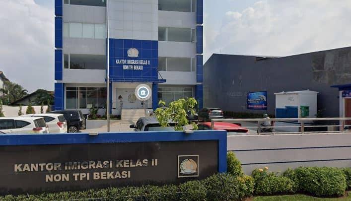 Imigrasi Bekasi, Ini Alamat Kantor Barunya Di Teluk Pucung