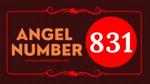 831 meaning ini maknanya